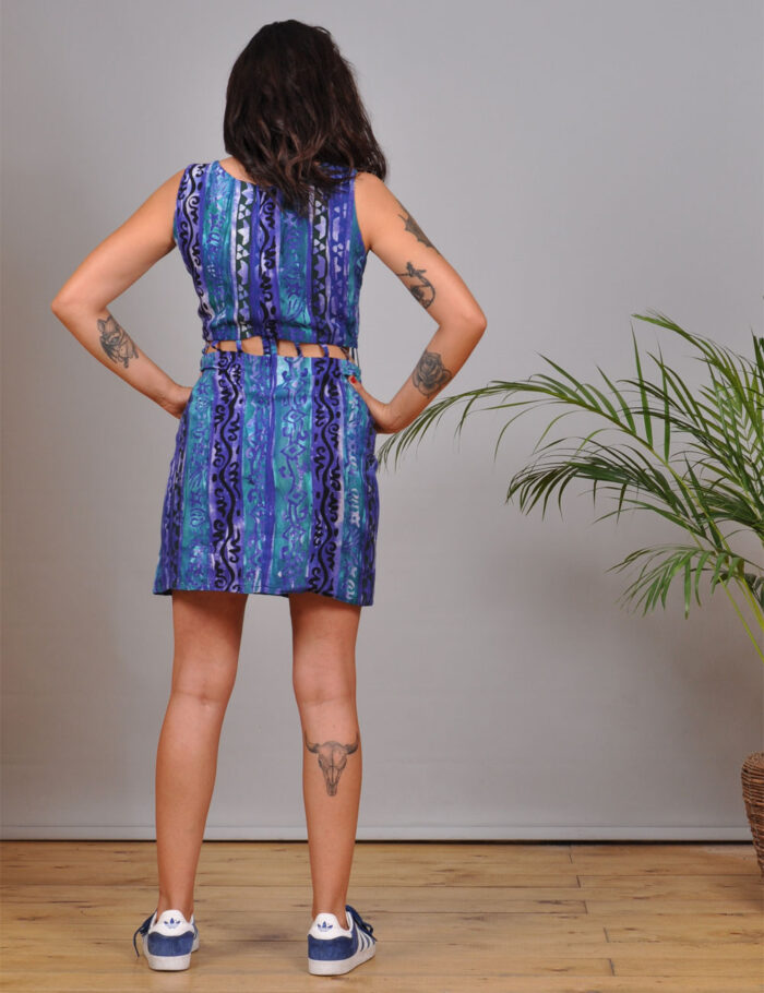 motel-vintage-store-Tie-dye-Dress