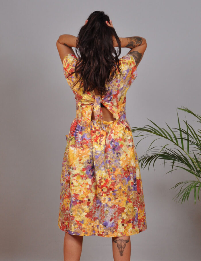 motel-vintage-store-80s-Floral-Dress