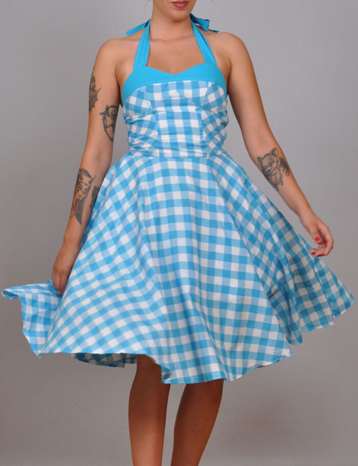 motel-vintage-store-50s-Style-Dress