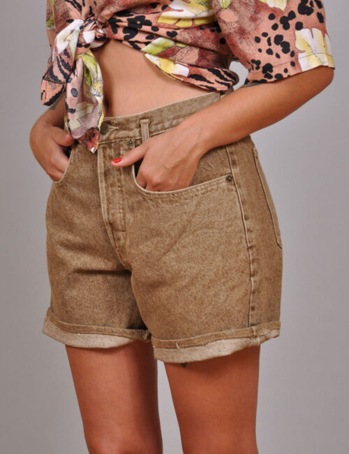 motel-vintage-store-Guess-Denim-Shorts