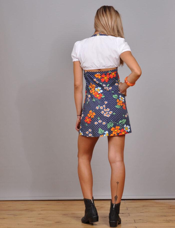 motel-vintage-store-Halter-Mini-Dress